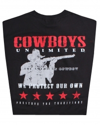"Cowboys Unlimited™ Men's ""Protect Our Own"" Tee"