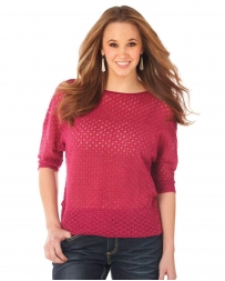 Cowgirl Up® Ladies' Karla Knit Top