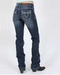 Cowgirl Up® Ladies' 201 Low Rise Jean