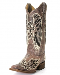 Corral Boots® Ladies' Wing With Cross Boots