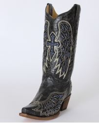 Corral Boots® Ladies' Wing & Cross Boots
