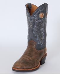 "Twisted X Boots® Men's Ruff Stock W Toe 12"" Boot"