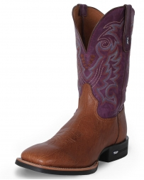 Tony Lama® Men's TLX Performance Purple Baja Boots