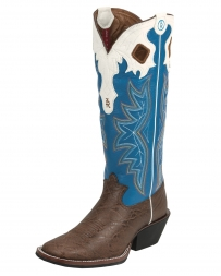 "Tony Lama® Men's 3R Royal Blue 16"" Boots"