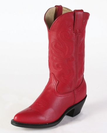 "Durango® Ladies' 11"" Leather Boots"