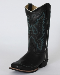 Smoky Mountain® Ladies' Augusta Black Western Boots