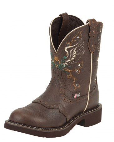 Justin® Girls' Gypsy Copper Kettle Boots - Youth