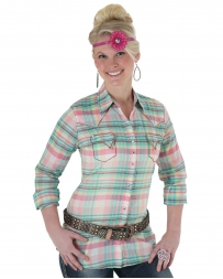 Rock 47™ By Wrangler® Ladies' Jana Western Shirt