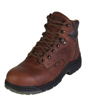 "Timberland PRO® Men's 6"" Titan® Safety Toe Boots"