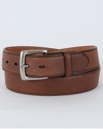 3D® Men's Brown Pebble Grain Belt