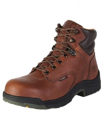 "Timberland PRO® Ladies' 6"" Titan® Safety Toe Boots"