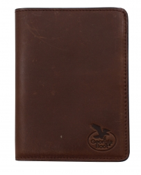 Georgia Boot® Men's Distressed Tan Bi-fold Wallet
