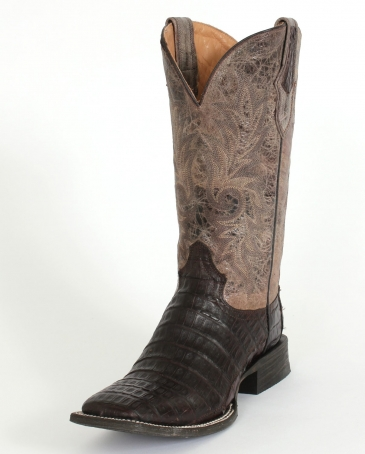 "Stetson® Men's Caiman Tail 13"" Western Boots"