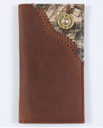 Justin® Men's Distressed Rodeo Wallet
