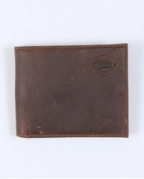 Justin® Men's Jow Crazy Correct Brown Bi-fold Wallet