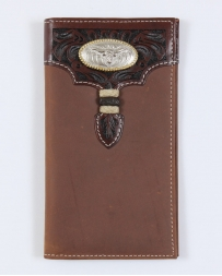 Tony Lama® Men's Tan Distressed Rodeo Wallet