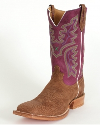 "Twisted X Boots® Men's Red River 12"" Disterssed Grain Boots"