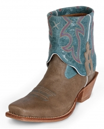 "Twisted X Boots® Ladies' Steppin Out Cuff 7"" Boots"