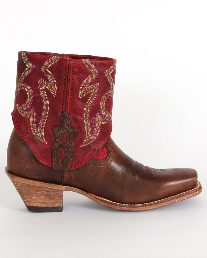 Twisted X Boots 174 Ladies Steppin Out 7 Quot Cuff Boots Fort