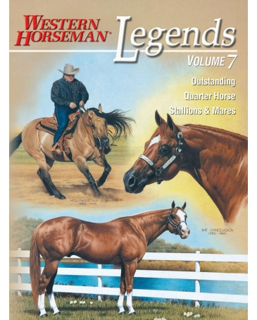 Western Horseman® Books - Legends, Vol. 7