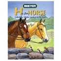 "Breyer® ""H Is For Horse"" Coloring Book"