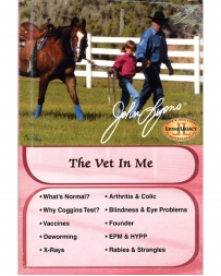 "John Lyons® ""The Vet In Me"" Book"