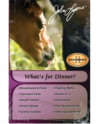 "John Lyons® ""Whats For Dinner"" Book"
