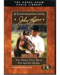 "John Lyons® ""Volume 1 - Horse That Bites"