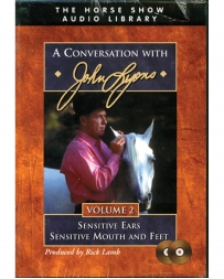 "John Lyons® ""Volume 2 - Sensitive Ears, Mouth and Feet"" CD"