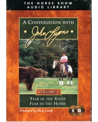 "John Lyons® ""Volume 3 - Fear The Rider"